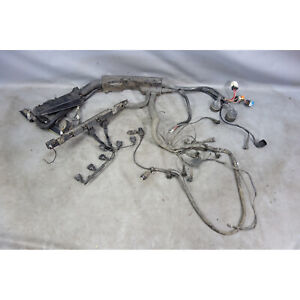 1992 Bmw E36 325i M50 6 Cylinder Engine Wiring Harness For Automatic Trans Oem