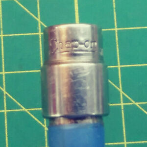 Snap On Mv412 3 8 Double Square Socket 1 4 Drive 8 Point