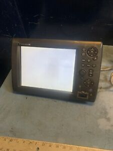 FURUNO MFD12 NAV NET 3D FISH FINDER GPS *FOR PARTS* 12