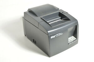 Square Ubereat Grubhub Star Micronics Tsp100 Auto cut Pos Printer Tested