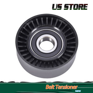 Serpentine Belt Tensioner Pulley For Audi Bmw Chrysler Vw Jeep Kia Dodge Toyota