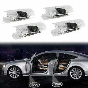 4xcar Door Led Light Projector Ghost Shadow Lights Lamp For Lexus Rx Es Gx Ls Lx