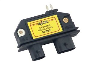 Accel 35362 Ignition Control Module Hei Remote Mount Coil Fits Gmc Chevy