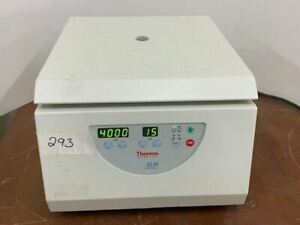 Thermo Fisher Scientific Cl10 Bench model Centrifuge 11210901 Rotor 11210021