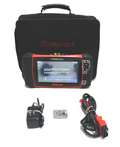 Snap on Eems328 Modis Ultra Diagnostic Tablet Scan Tool Version 19 2