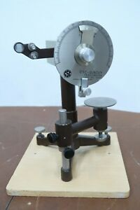 Cenco Dunouy 70535 Surface Tension Tensiometer Extras