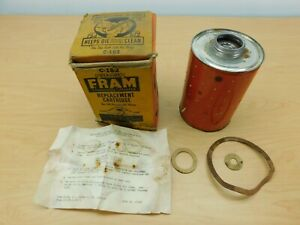 New Nos Vintage Oil Filter Fram C 182 60565 Abds18 J1