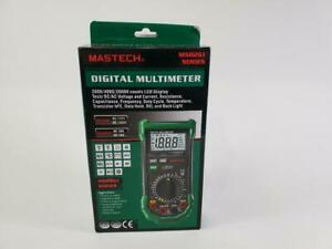 Mastech Ms8261 Dmm Digital Multimeters Current Resistance Capacitance