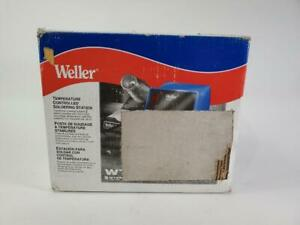 Weller Wtcpt 60 Watts 120v Temperature Controlled Soldering Station Used