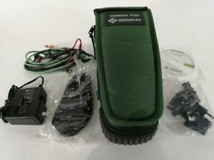 Greenlee 1155 5009 Sidekick Plus Kit With Impulse Noise Step Tdr And Wideband