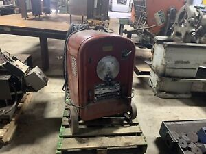 Lincoln Electrical Ac 250 Idealarc 250 Arc Stick Welder Leads Power Cable