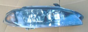 Mitsubishi Eclipse Head Light Assembly 1997 1999 2g Gs Gst Gsx Left Side
