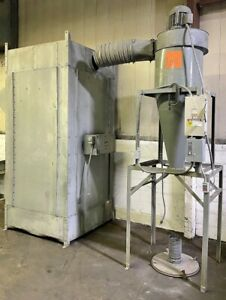 Aget Dustkop Cyclone Bag House Dust Collector
