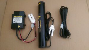 New Melles Griot 05 lhr 111 Hene Laser System With 05 lpm 901 050 Power Supply