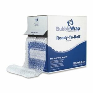 Bubble Wrap Strong Grade Ready to roll Dispenser 12 Width X 65 Ft Length