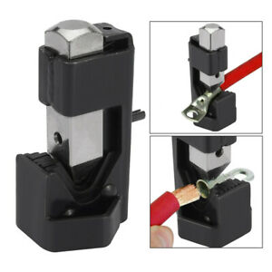 Battery Cable Hammer Crimper Wire Terminal Welding Lug Crimping Tool_us