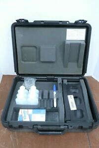 Fisher Scientific Portable Laboratory Ph Meter Accessories With Carrying Case