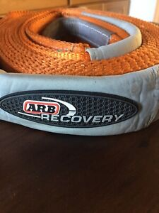 Arb Arb705lb Snatch Strap Recovery Strap W 17 600 Lb Breaking Strength