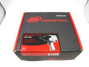 Ingersoll Rand 271 Impactool 1 Drive Air Tool Wrench Gun Tool New
