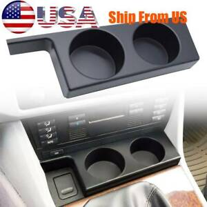Car Storage Organizer Drink Cup Coffee Holder For Bmw E39 5 Series 1997 2003