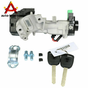 Ignition Switch Cylinder Lock Trans For 2003 2011 Honda Accord Crv Civic Odyssey