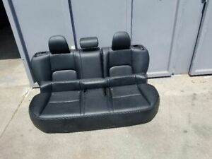 Ct200h 2015 Complete Rear Seat