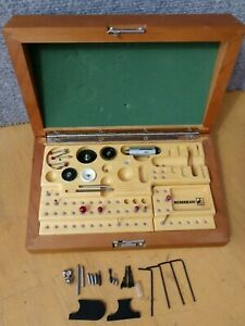 Renishaw Tp 2 Touch Probe With Wooden Box Tons Of Accessories
