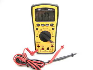 Ideal 61 342 Test pro Digital Multi meter