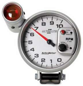Auto Meter 5in U L Ii Shift Light Tach