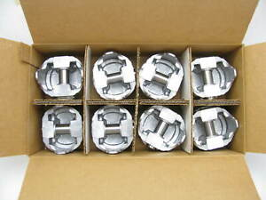 Std Engine Piston Set Perfect Circle Tc 1840 For Various 71 82 Ford 6 6l 400cu