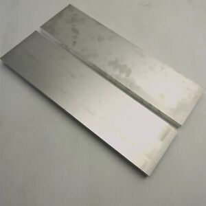 1 Thick Aluminum 6061 Plate 4 5 X 16 125 Long Qty 2 Sku 176141
