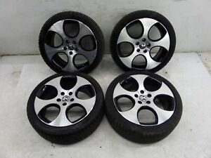 Vw Jetta Gli Golf Gti 18 Detroit Wheels Mk5 Mk6 1 Tire Has A Bubble