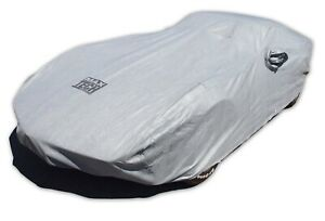 Maxtech Outdoor Car Cover W Cable Lock For 1968 1982 C3 Corvette X21558
