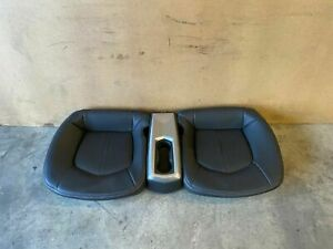Gm Cadillac Cts Coupe Oem Interior Rear Seat Chair Leather Bottom Bench 20k