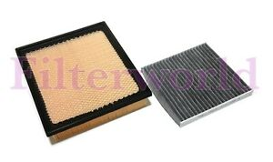 Engine And Carbonized Cabin Air Filter For 2016 2020 Tacoma V6 3 5l Us Seller