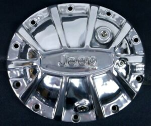 American Rebel D35xjp Outlaw Dana 35 Differential Cover With Jeep Logo Polished