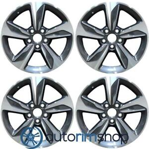 New 18 Replacement Wheels Rims For Honda Odyssey 2018 2019 Set Machined With