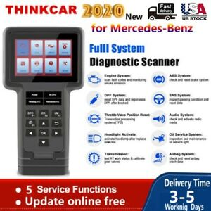 Obd2 All System Diagnostic Scanner Tool Srs Abs Engine Dpf Oil For Mercedes Benz