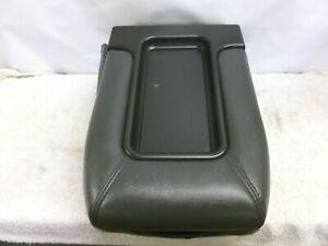 Chevy Gmc Silverado Sierra Yukon Center Console Jumpseat Armrest Dark Gray 99 06