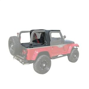 Rampage 994015 Soft Cab Top Replacement Fits 1997 2002 Jeep Wrangler Tj