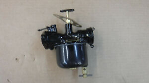 Model T Ford Holley Nh Side Drain Restored Carburetor Mt 5168