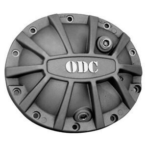 American Rebel D35xjs Outlaw Dana 35 Differential Cover W Odc Logo Sandblasted