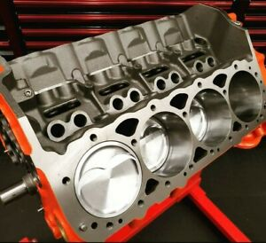 New Brodix 434 Stroker Small Block Chevy Short Block Callies Dss Forged