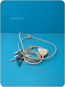 Welch Allyn 10 Lead Ecg Patient Cable 246959