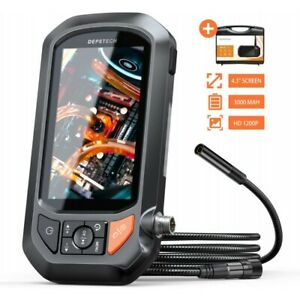 Depstech Ds430 Borescope Hd Inspection Camera Industrial Borescope Snake Cable