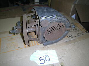 Small Vintage Heater Box Assembly Hot Rat Rod Chevrolet Gmc Patina Ford Hudson