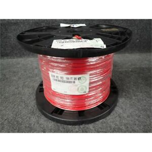 Belden 83506 0021000 Multiconductor Cable 6c 24awg Stranded 1000ft Spool