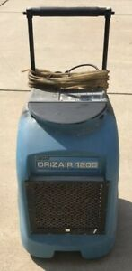 Dri eaz Drizair 1200 Whole House Dehumidifier F203 2888 Hrs
