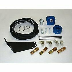 Pacbrake Hp10016 Remote Oil Filter Mounting Set