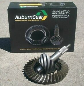 Ford 9 Inch Mustang Falcon Rearend 4 10 Ring And Pinion Auburn 4 11 Gear Set